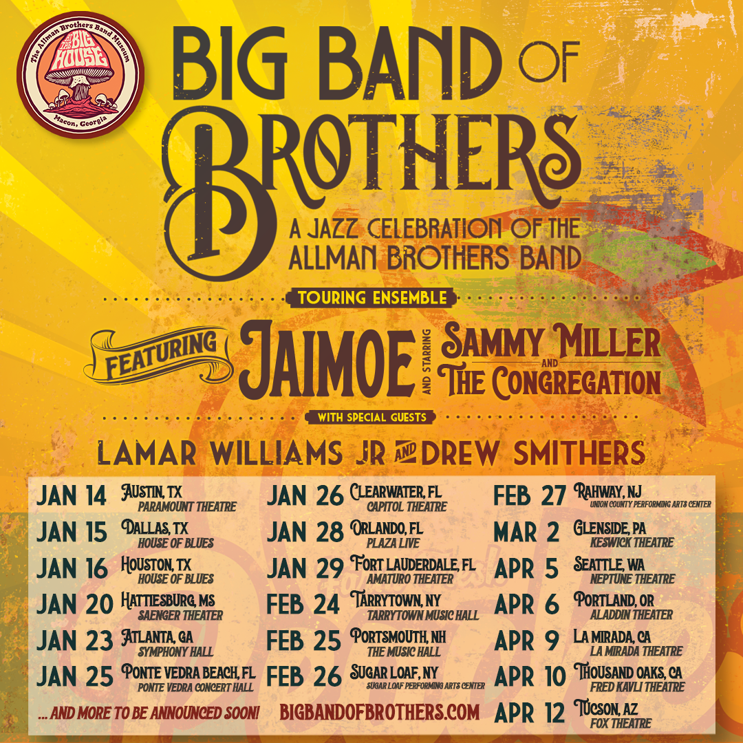Big Band of Brothers Tour